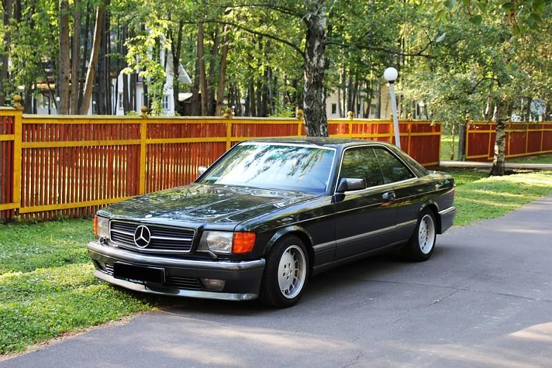 Jantes W126 500 SEC LO9